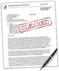 אישור FDA למכשיר היירמקס